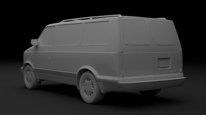 Chevrolet Astro 10