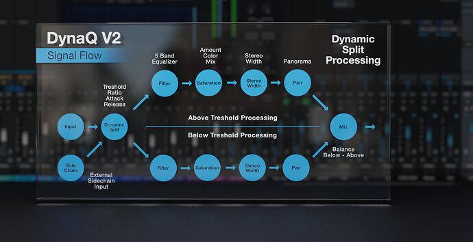DynaQ V2 Signal Flow