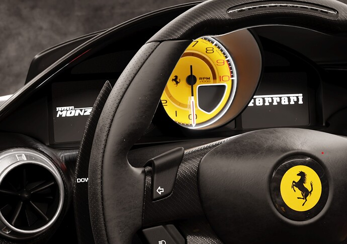 steering+dashboard