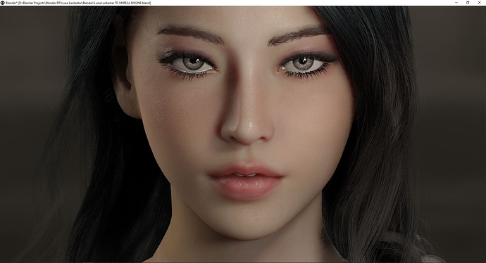 Luna Unreal Engine