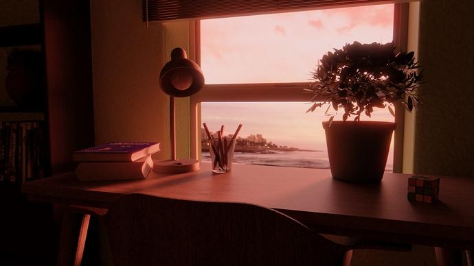 sunset update 3
