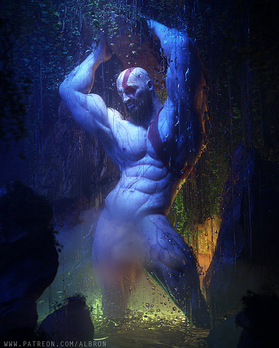 KratosNakedcensored