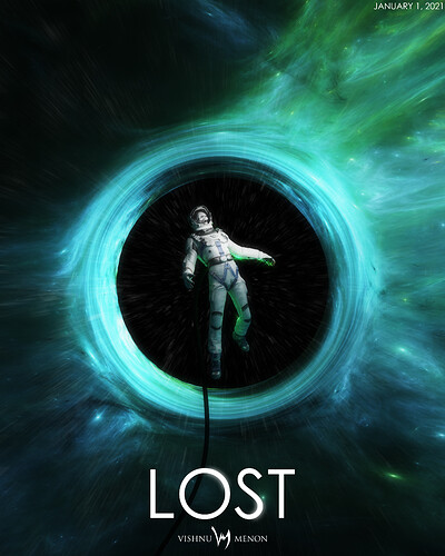LOST composited