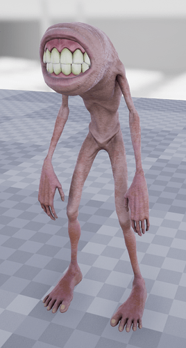 MouthMonster_UE4