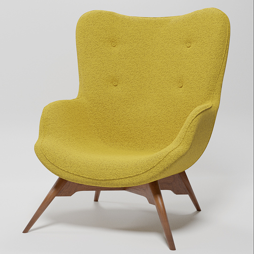 armchair-yellow