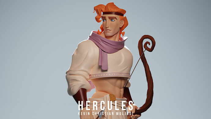Hercules_Close up HD