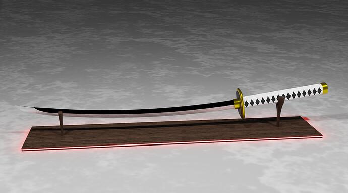 espada (com normal em cicles) EM 4K