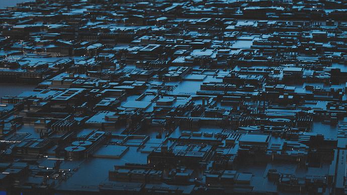 Octan city