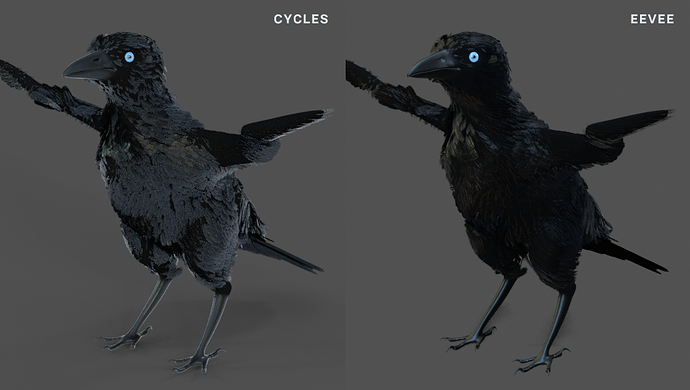 Corvids_WIP_feathered_update1