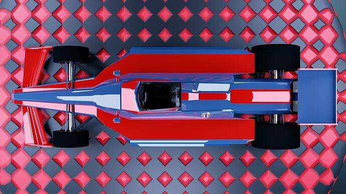 DC Indy Car Top