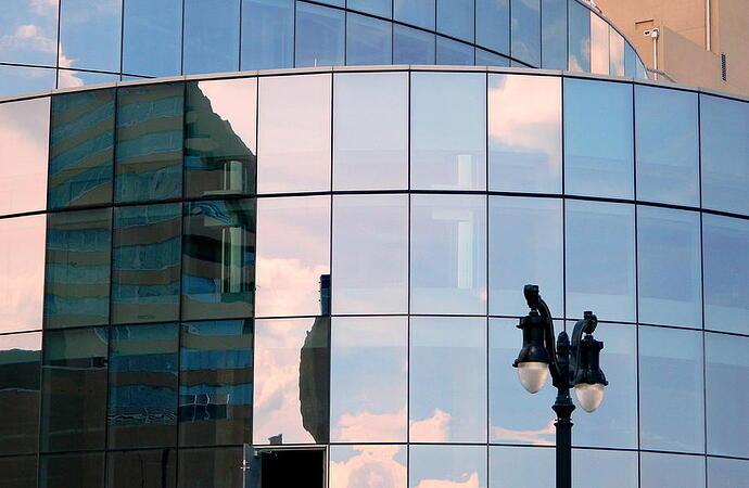 window-reflection-in-the-city-arlane-crump