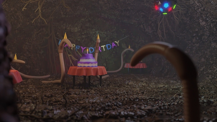 WormParty