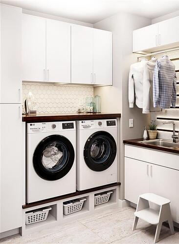 Laundry 1 (Medium)