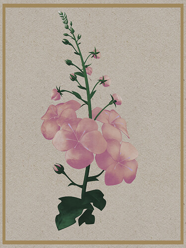Flowerswatercolor