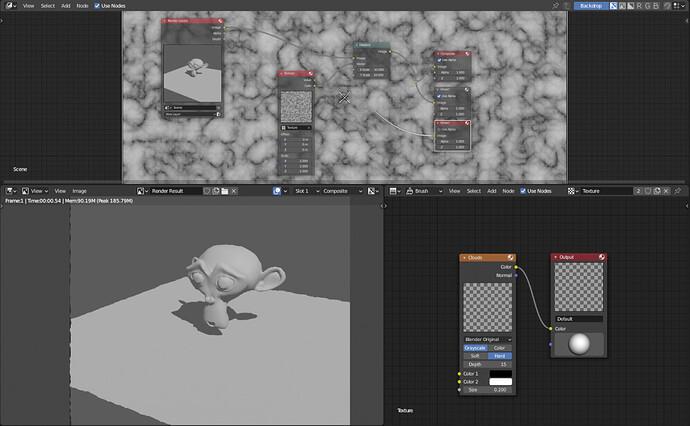 texture node editor