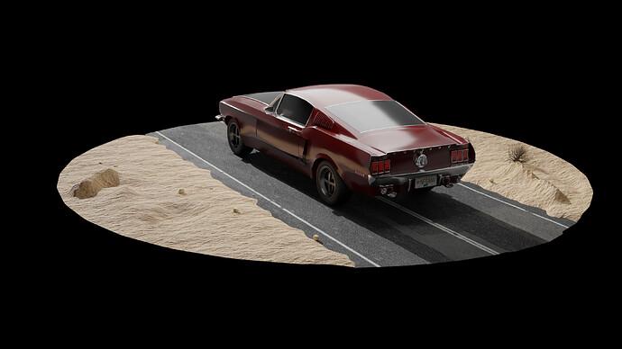 Mustang1968Traseira