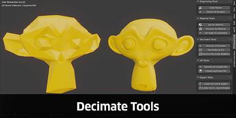 DecimateTools