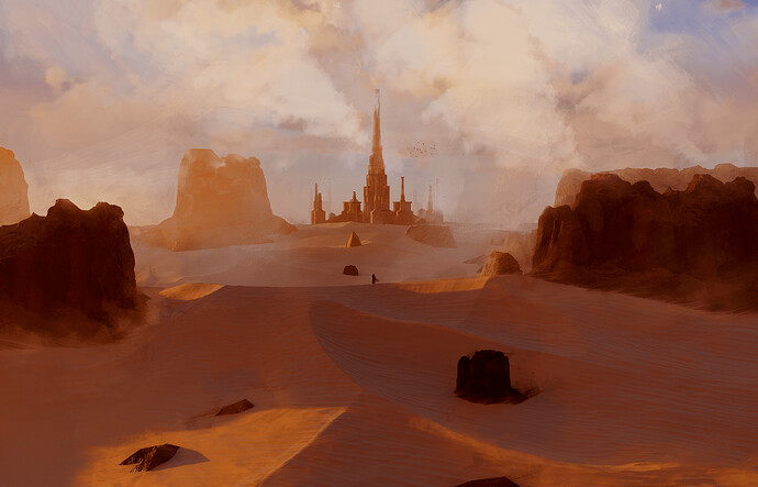 desert landscape-min