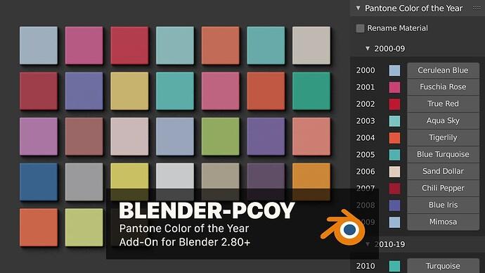 blender-pcoy