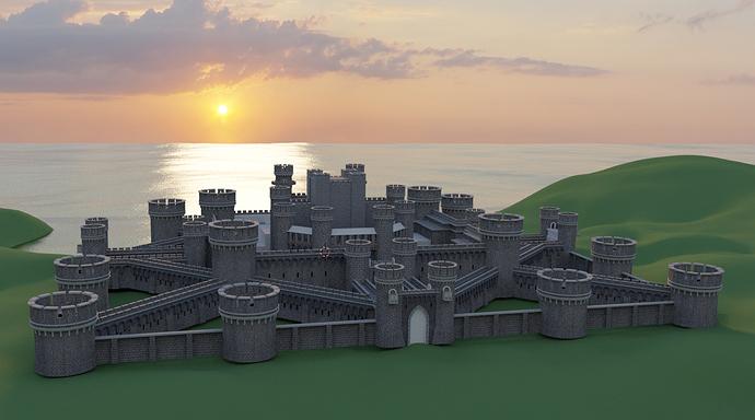 Castle_WIP5
