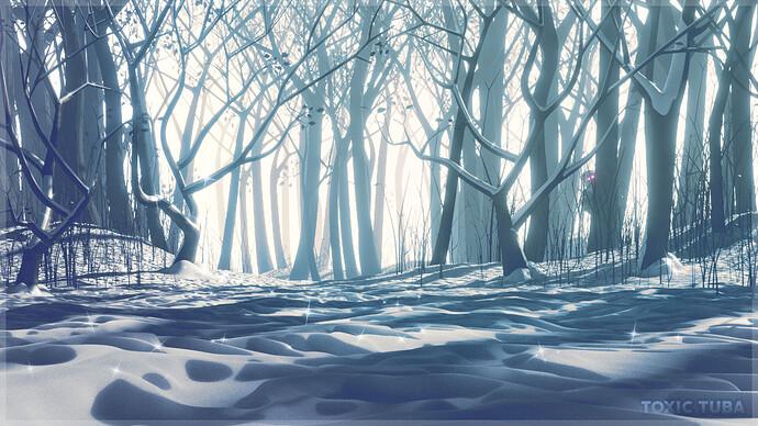 snowcreature