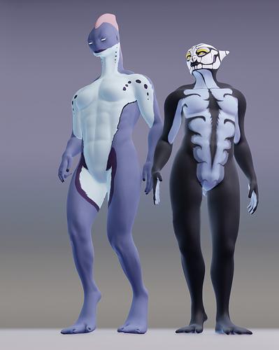 Avarak and Shenza23