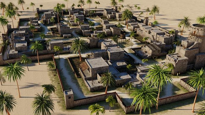 desert village_104