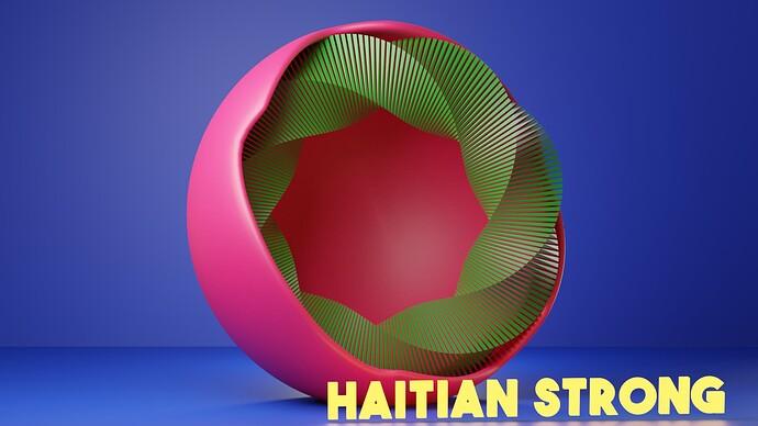 Haitian Strong