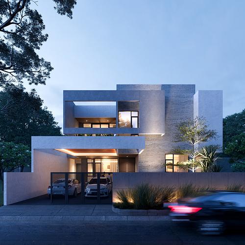 JC House_Night