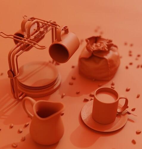 Smooth Coffee. claytif