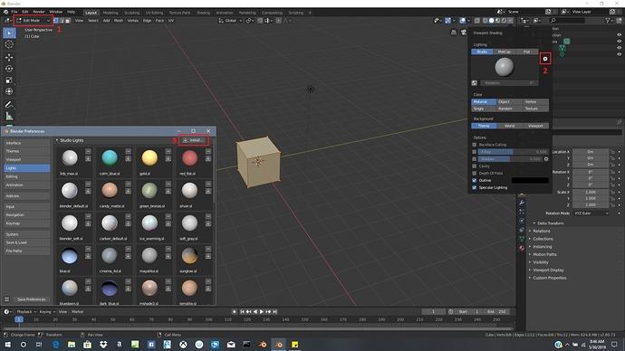 studio_light_edit_mode