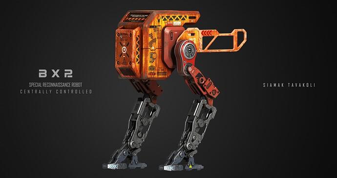 BX2 - Rust