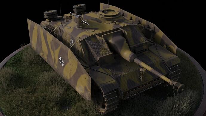 STUG III AUSF G 0026
