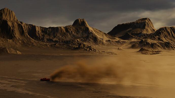 TerrMix Test 1 Desert Plane 1