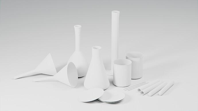 Laboratory Glassware 6