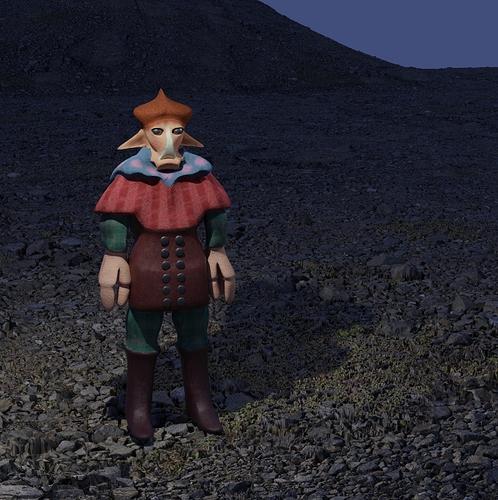 meerman_on_the_rocks
