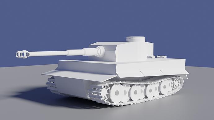 Tiger 1(#3)