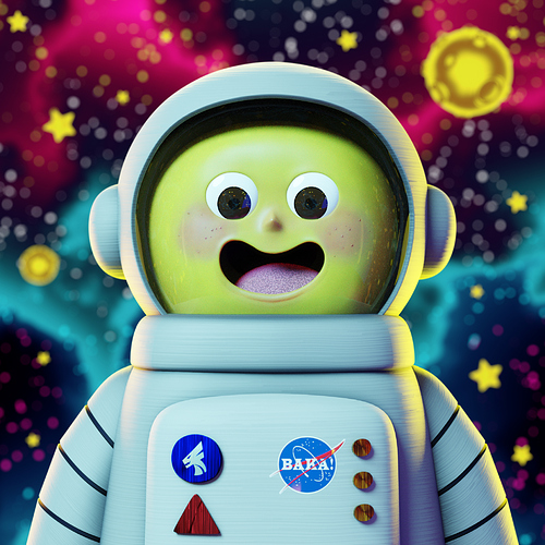 little astronut_Blenderartists_2048px