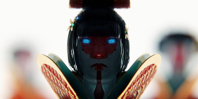 Geisha final