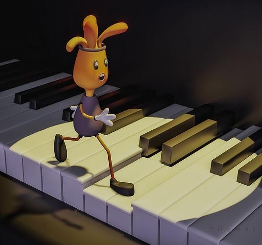 Symphony in Running