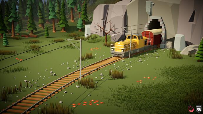 TrainTunnel