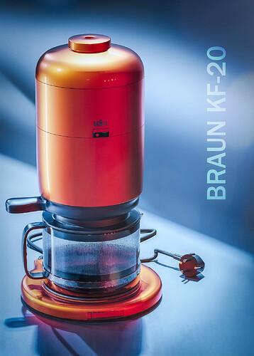 Braun KF20- V4AI