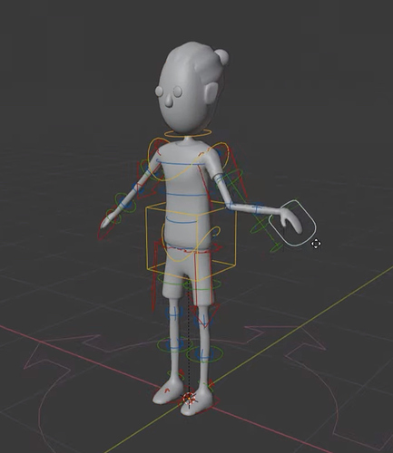 Reference Rigging 1