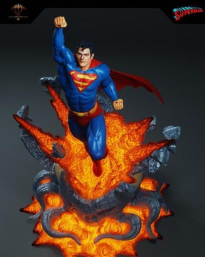 SupermanBrainiacPoseB10010