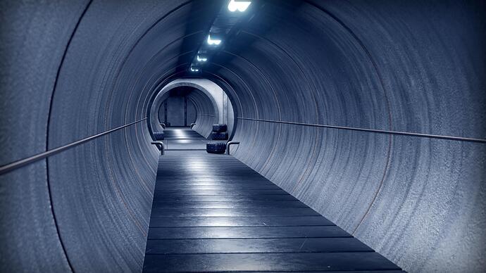 Sci-Fi Tunnel Final Render Small