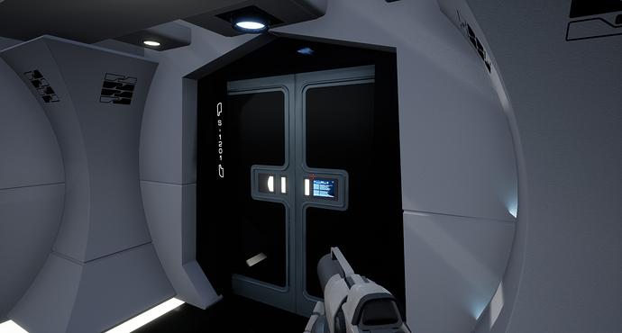 NCC-1701 Enterprise_Unreal Engine(WIP) (4)