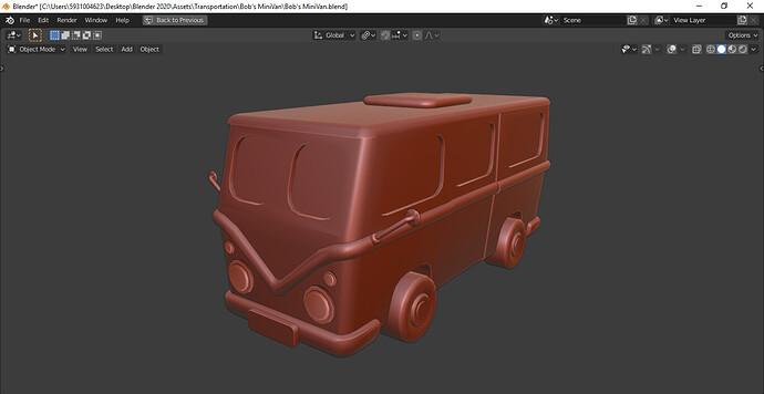 Blender_ C__Users_5931004623_Desktop_Blender 2020_Assets_Transportation_Bob's MiniVan_Bob's MiniVan.blend 1_11_2021 9_38_28 AM