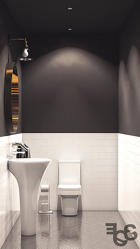 wizualizacje-czarna-toaleta