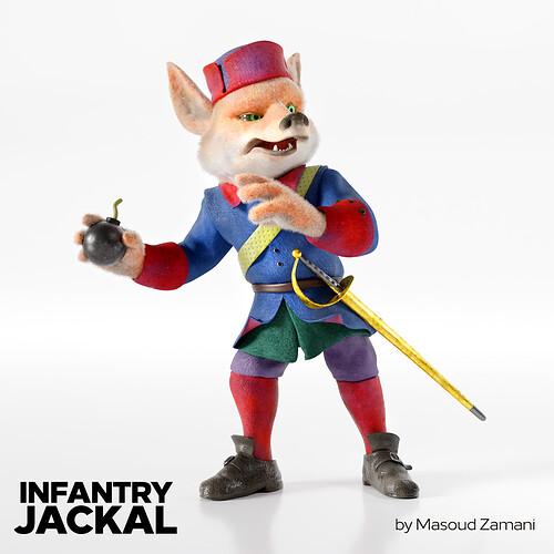 Infantry Jackal