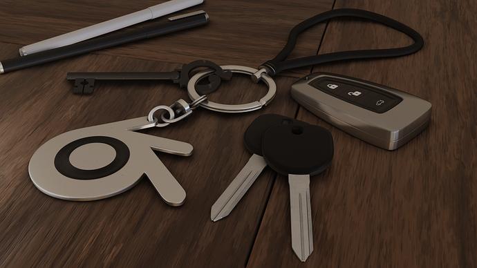 Keys(8bit)
